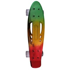 Скейтборд Penny board Karnage Chrome Retro Transition