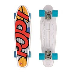 Rula Pennyboard Street Surfing POP BOARD