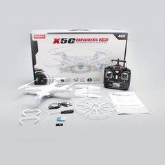Droon RC SYMA X5C 2,4GHZ KAMERA HD hind ja info | Droonid | kaup24.ee