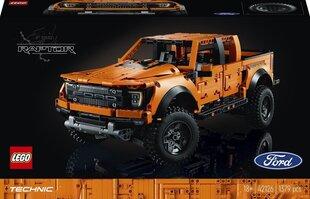 42126 LEGO® Technic Ford® F-150 Raptor hind ja info | Kokkupandavad mänguasjad | kaup24.ee