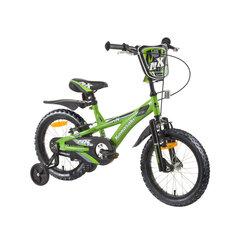 "Poiste jalgratas Kawasaki Dirt 16"""