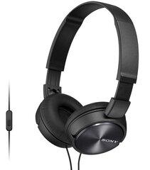 Kõrvaklapid Sony MDR-ZX310AP, must