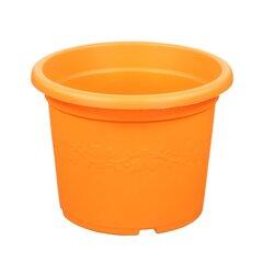 Lillepott Marchioro Menfi Trend, oranž hind ja info | Dekoratiivsed lillepotid | kaup24.ee