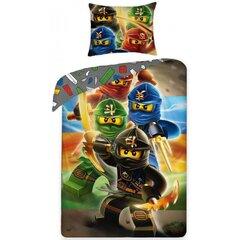 Laste voodipesukomplekt 2-osaline, Lego Ninjago