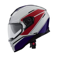 Kiiver Caberg DRIFT TOUR WHITE/RED/BLUE