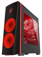 Genesis Pro i7-11700 8GB 240GB SSD 960GB SSD Windows 10 Professional hind ja info | Lauaarvutid | kaup24.ee