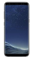 Kaitseümbris Samsung G955, must цена и информация | Чехлы для телефонов | kaup24.ee