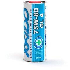 XADO Atomic OIL масло трансмиссии 75W-80 GL-4 (1 л)