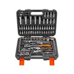Tööriistakomplekt NEO 08-666, 108 tk цена и информация | Механические инструменты | kaup24.ee