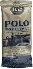Niisked salvrätikud K2 POLO PROTECTANT hind ja info | Autokeemia | kaup24.ee