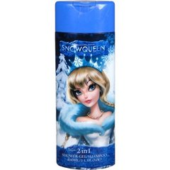 Dušigeel-šampoon lastele Disney Princess Snow Queen 2in1 400 ml