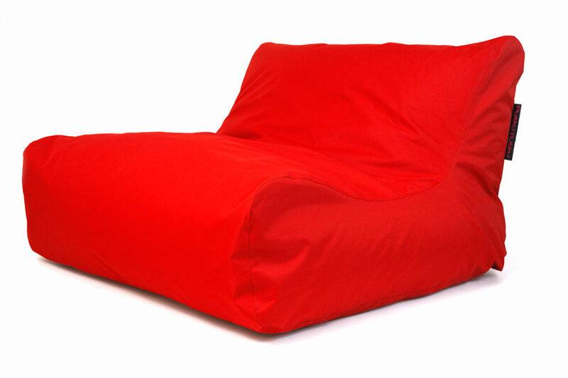 Kott-tool Sofa Lounge OX Punane hind ja info | Kott-toolid, tumbad, järid | kaup24.ee