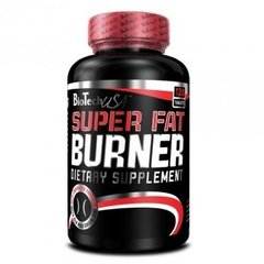 Toidulisand Biotech Super Fat Burner 120 tabletti