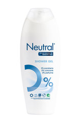 Dušigeel Neutral 250 ml