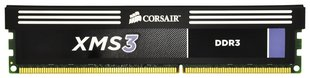 CORSAIR XMS3 DDR3-1600 4GB DIMM CL9 цена и информация | CORSAIR XMS3 DDR3-1600 4GB DIMM CL9 | kaup24.ee
