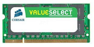 Corsair 2GB DDR2 CL5 SO-DIMM VS2GSDS800D2