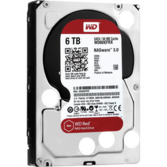 Sisemine kõvaketas Western Digital Red 6TB IntelliPower SATA 3 64MB WD60EFRX