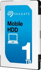 Seagate Mobile HDD 1TB 5400RPM SATAIII 128MB ST1000LM035