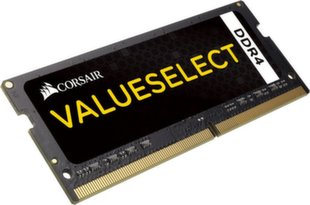 Corsair ValueSelect 8GB 2133MHz DDR4 CL15 SODIMM CMSO8GX4M1A2133C15