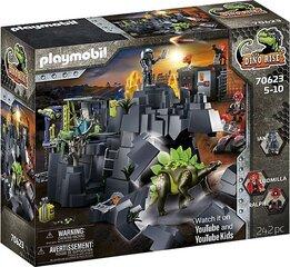 70623 Playmobil Dino Rise, Dino Rock konstruktor hind ja info | Kokkupandavad mänguasjad | kaup24.ee