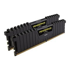 Operatiivmälu Corsair Vengeance LPX 16GB 2400MHz DDR4 CL14 KIT OF 2 CMK16GX4M2A2400C14