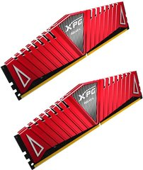 Operatiivmälu A-Data XPG Z1 16GB 2400MHz CL16 DDR4 KIT OF 2 Red AX4U240038G16-DRZ