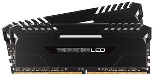 Corsair Vengeance LED 16GB 3200MHz DDR4 C16 White DIMM KIT OF 2 CMU16GX4M2C3200C16