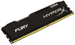 Kingston HyperX Fury, 16GB, DDR4 (HX424C15FB/16)