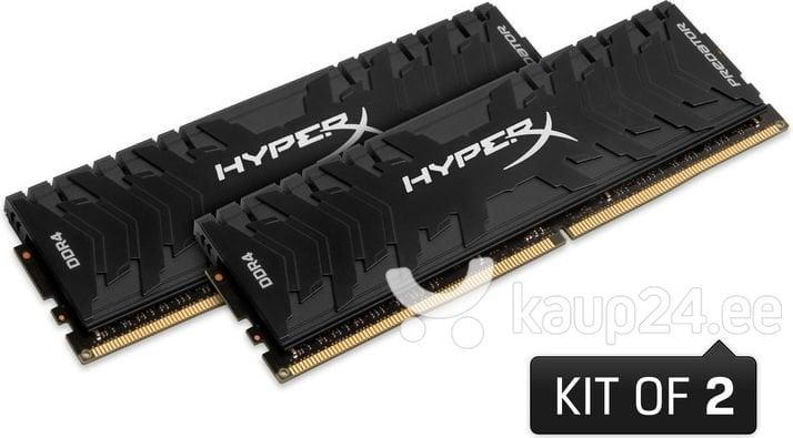 Kingston HyperX Predator, 2x8GB, DDR4 (HX430C15PB3K2/16)