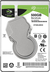 Seagate BarraCuda 500GB 5400RPM SATAIII ST500LM030