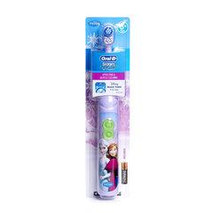 Hambahari Braun Oral-B Stages Power Kids Disney Frozen цена и информация | Elektrilised hambaharjad | kaup24.ee