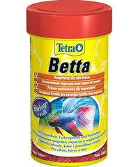 Toit kaladele Tetra betta, 100 ml
