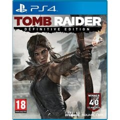 Mäng Tomb Raider Definitive Edition, PS4