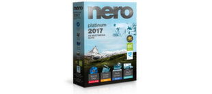 Программа Nero 2017 Platinum Suite Retail box