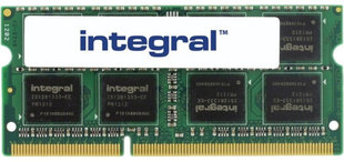 Integral 4GB 1066MHz DDR3 CL7 SODIMM IN3V4GNYBGX