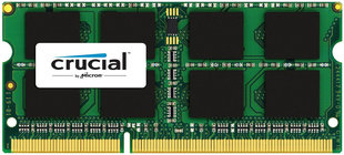 Crucial 8GB 1866MHz DDR3L CL13 SODIMM Mac CT8G3S186DM