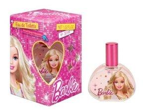Tualettvesi Barbie EDT tüdrukutele 30 ml