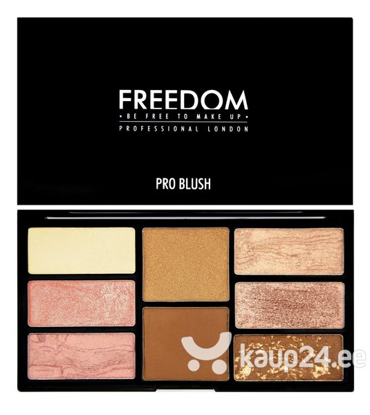 Põsepuna palett Freedom Pro Blush Bronze And Baked 15 g