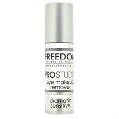 Silmameigieemaldaja Freedom Pro Studio Dramatic Sensitive 30 ml