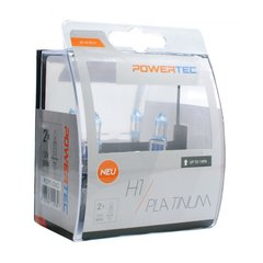 Pirnid M-Tech Powertec Platinum H1 12V, 2 tk