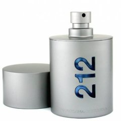 Tualettvesi Carolina Herrera 212 Men EDT meestele 50 ml