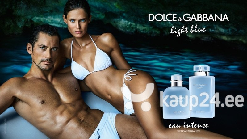 Tualettvesi Dolce & Gabbana Light Blue EDT naistele 50 ml