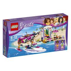 41316 LEGO® FRIENDS Andrea kiirpaadi transpordiauto