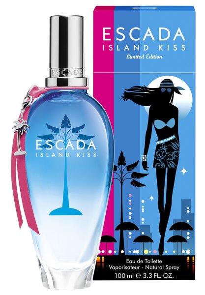 Туалетная вода Escada Island Kiss 2011 edt 100 мл цена