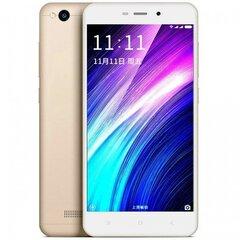 Mobiiltelefon Xiaomi Redmi 4A Dual SIM, Kuldne
