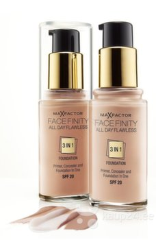Jumestuskreem Face Finity All Day Flawless 3in1 Max Factor 30 ml