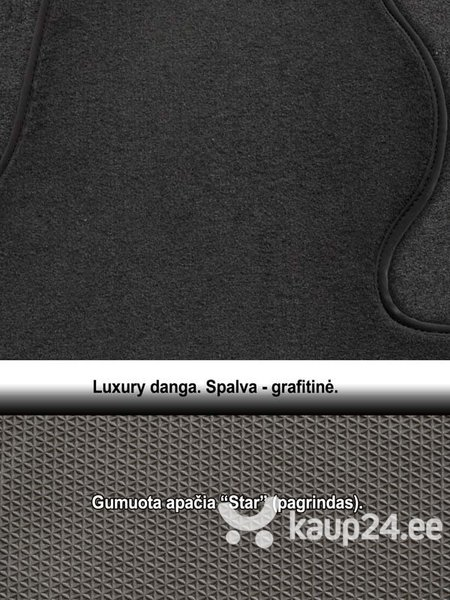 ARS OPEL ZAFIRA TOURER C 2011-> (5 v.) /14\1 Luxury tagasiside
