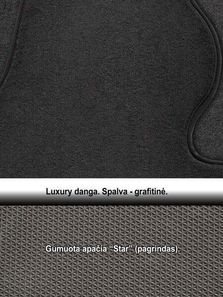 ARS TOYOTA YARIS 2005-2013 /MAX2 Luxury tagasiside