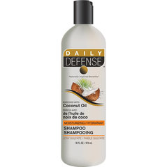 Šampoon Daily Defense Coconut Oil 473 ml hind ja info | Šampoonid | kaup24.ee