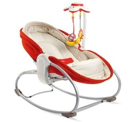 Lamamistool Tiny Love Napper 3in1, red​